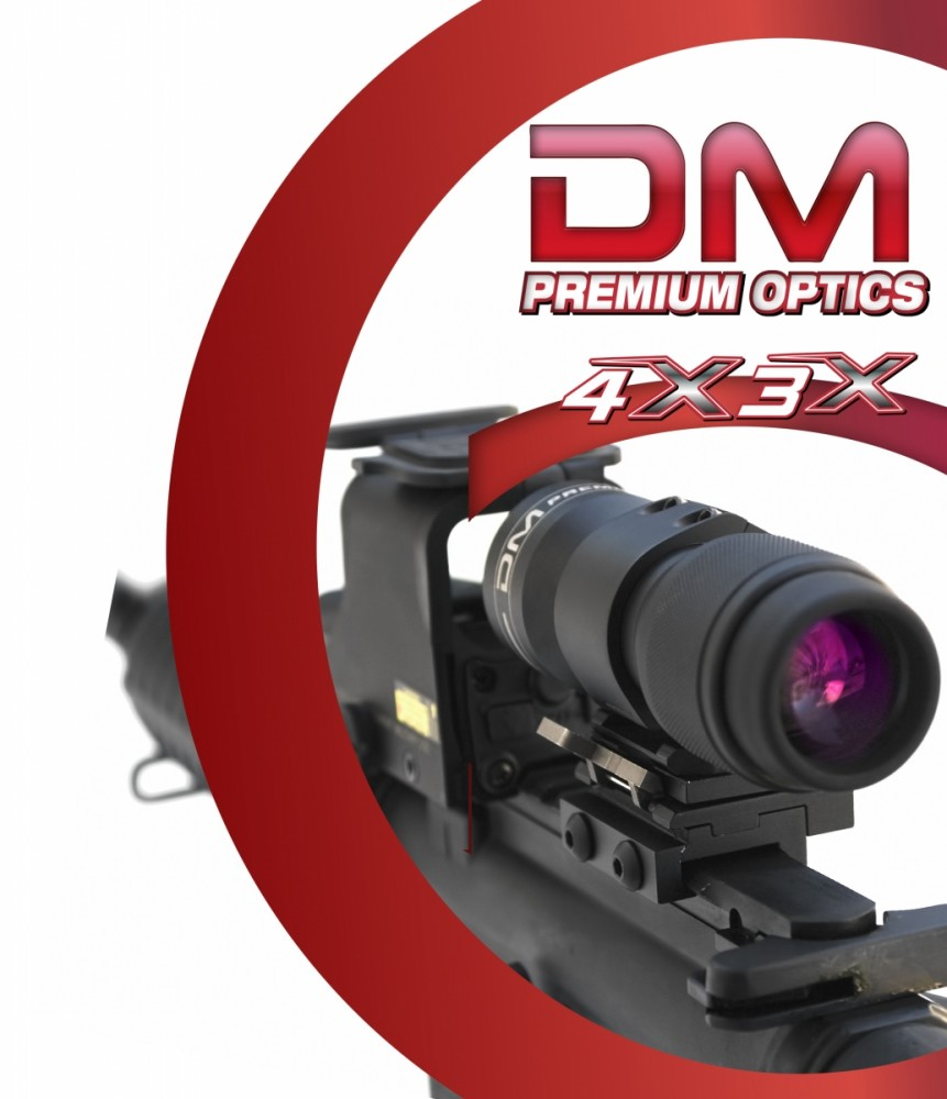 dm optics trifold cover